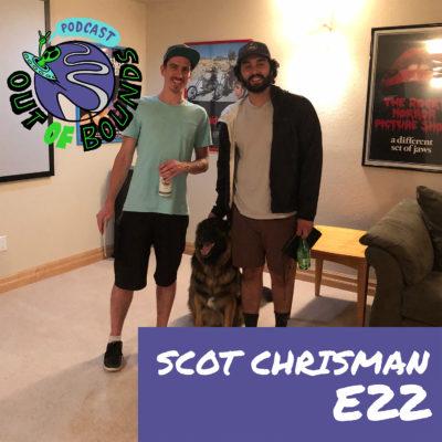 E22 Scot Chrisman – The Athletic Stance, Entrepreneurship, And The Next Step
