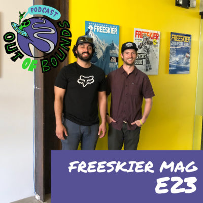 E23 Donny O'Neill – Freeskier Magazine