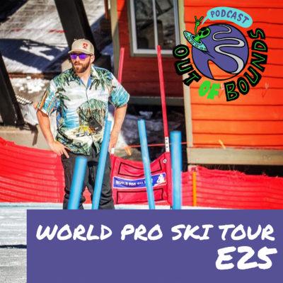 E25 Craig Marshall – World Pro Ski Tour, Ski Racing, and Podcasting
