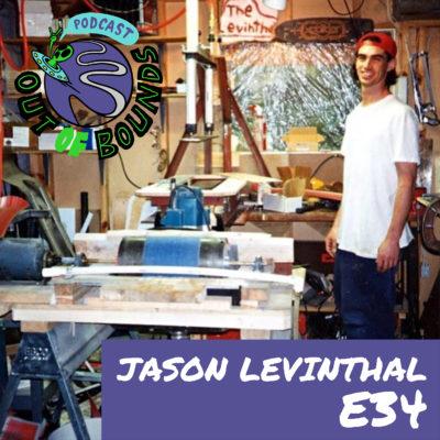 E34 – Jason Levinthal – J Skis, Line, 4FRNT & More