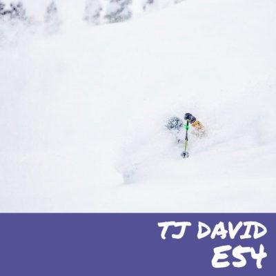 E54 – TJ David