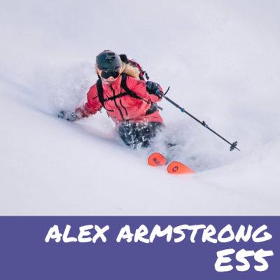 E55 – Alex Armstrong