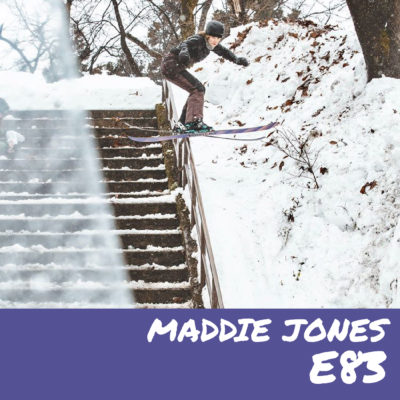 E83 – Maddie Jones