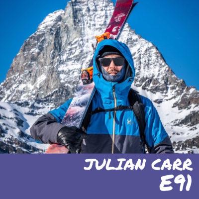 E91 – Julian Carr (@juliancarr)