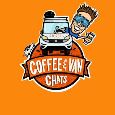 Coffee & Van Chats – E75 – Casey Croom: Married to a Cyclist